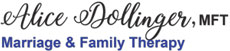 Alice Dollinger MFT Logo